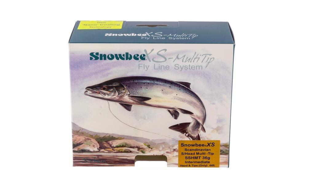 Snowbee XS Scandinavian Shooting Head Multi-Tip system