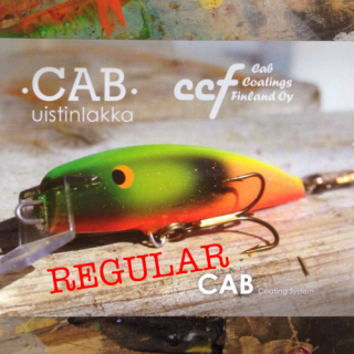 CAB uistinlakka regular 3L