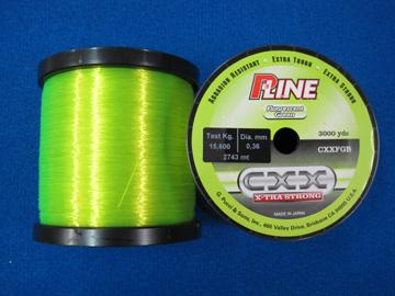 P-Line CXX X-TRA Strong fl.green